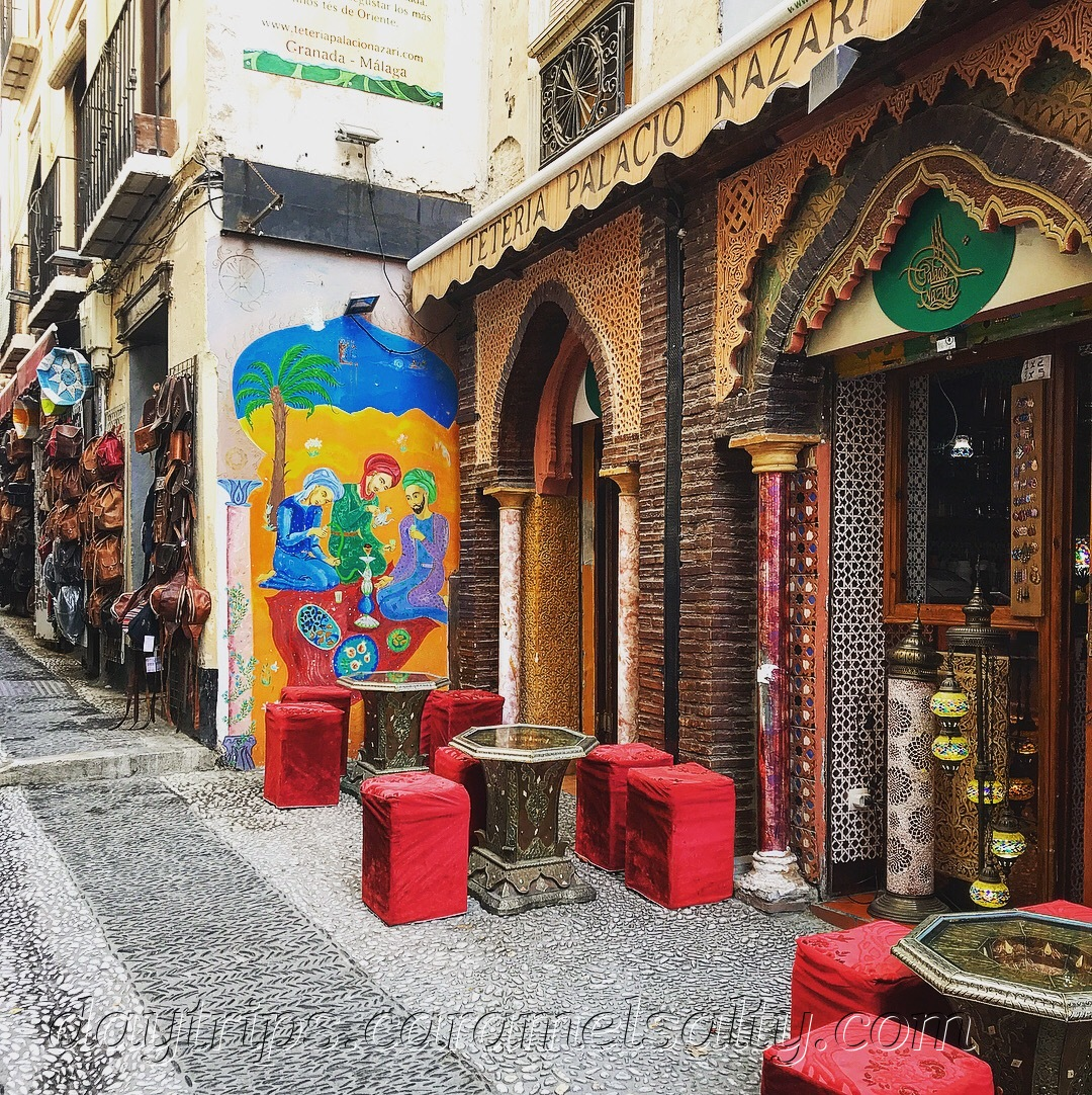 Calle Elvira