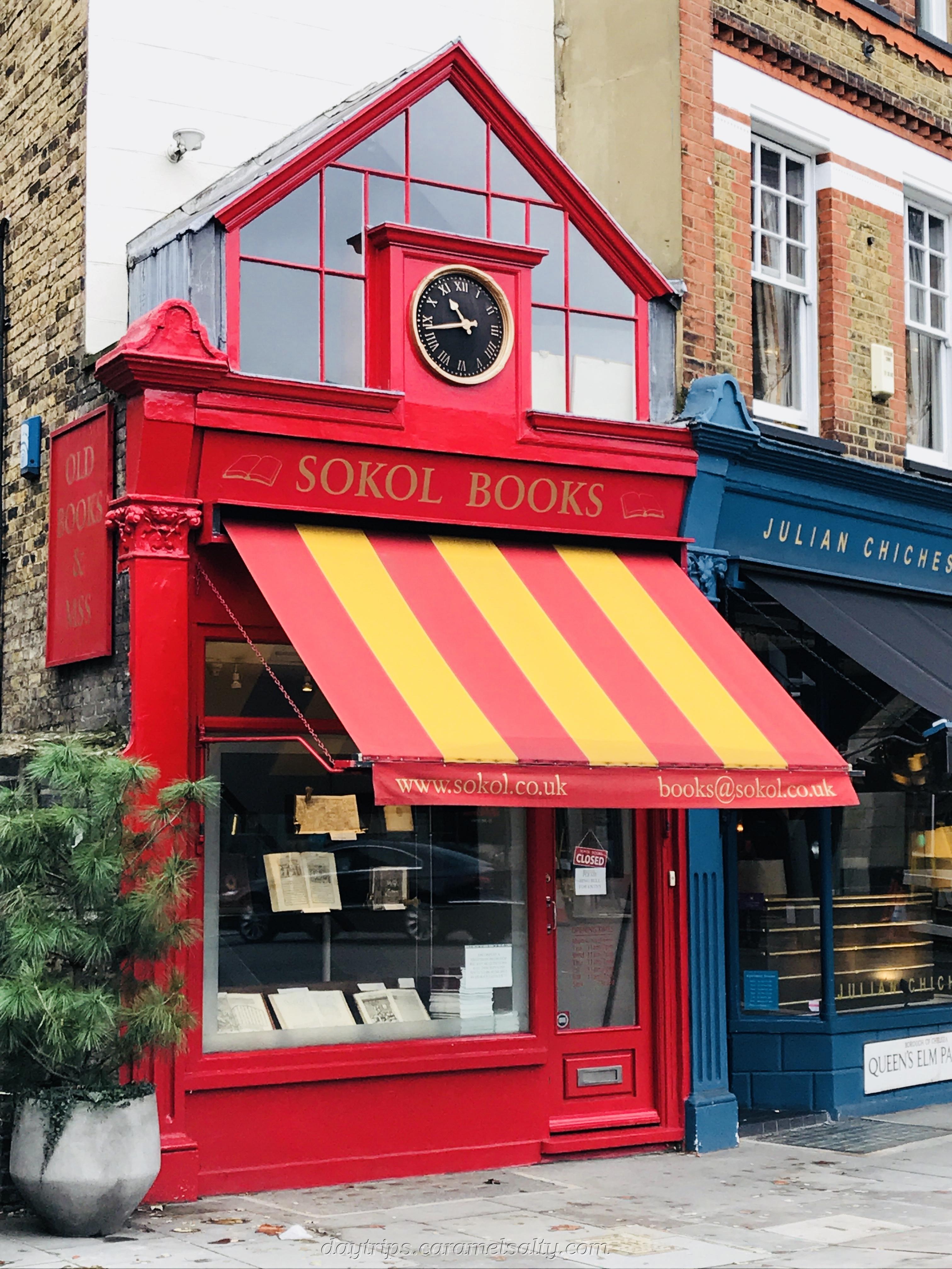 Sokol Books
