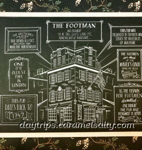 The Footman Pub