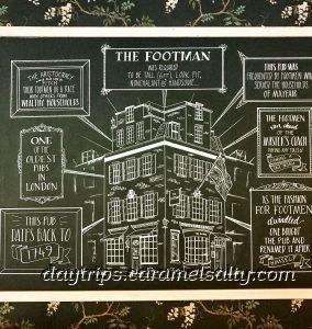 The Footman Pub