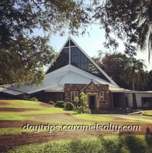 Christ Church Cathedral in Darwin