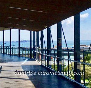 View from Sky Bridge in Darwin
