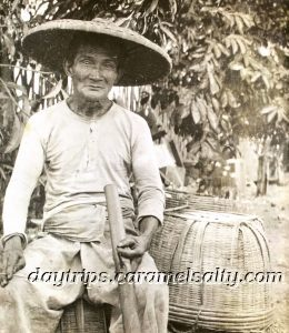Photo Archive of a Chinese Man in Darwin