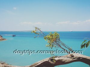 Darwin's Beautiful Turquoise Waters