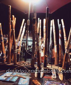 Boomerangs at the Parramatta Night Market in Darwin