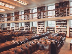 A Reading Room at Senate House