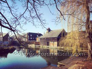 Mills Along The River Lea
