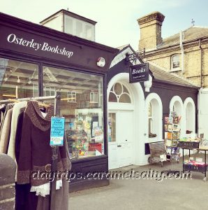 Osterley Bookshop on Thornbury Road