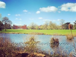 Osterley House in the Distance