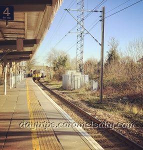 Ware Train Station