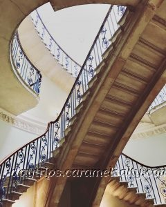 Nelson Staircase at Somerset House