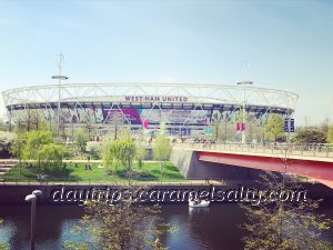 London Stadium, Now Home To West Ham United