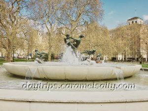 The Fountain of Life at Hyde Park