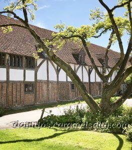 Buildings In Winchester Cathedral Grounds