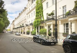 Eaton Square Has Great Examples Of Cubitts
