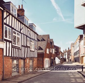 Little Minster Street, Winchester