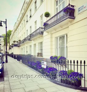 Chester Square In Belgravia
