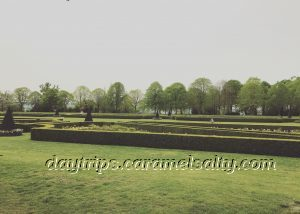 The Parterre At Cliveden