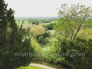 Views Of The Thames Valley From Cliveden
