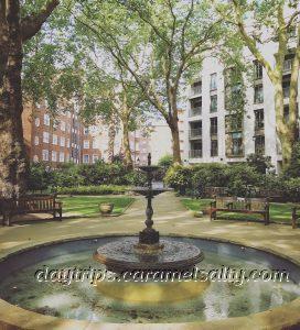 Ebury Square Gardens