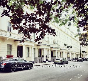Eaton Square In Belgravia
