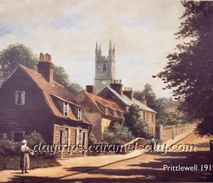 An Old Photo Of Prittlewell