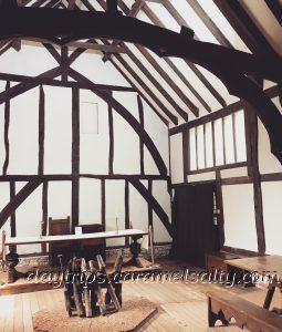 Southchurch Hall's Tudor Interior