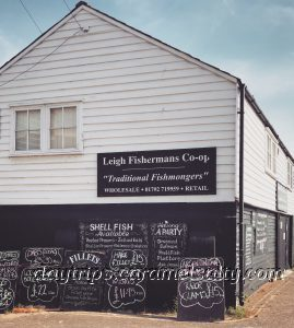 FIsherman's Co-Op At Leigh On Sea