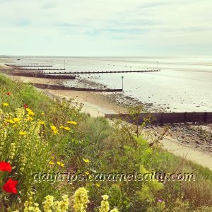 The Beaches At Shoeburyness