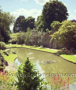 The Moat At Eltham Palace