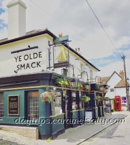 Ye Old Smack in Leigh on Sea