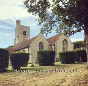 St Clements Church in Leigh On Sea