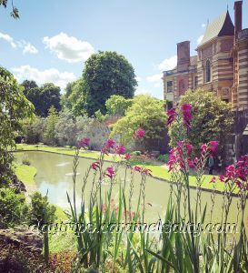 Eltham Palace From The Rockery