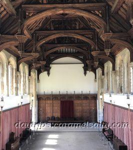The Restored Banqueting Hall At Eltham Palace