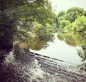 The Weir At Trewint Street