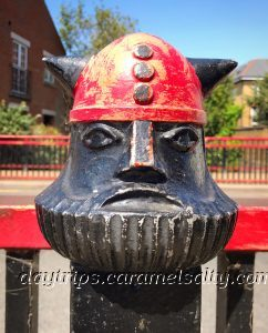 Viking Heads on Penwith Road, Earlsfield