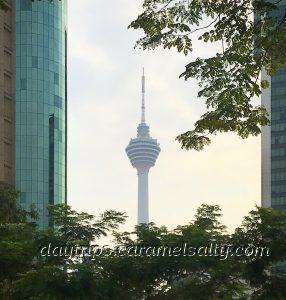 Menara Kuala Lumpur Or KL Tower