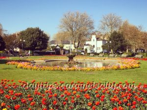 Prittlewell Square Gardens In Southend-On-Sea