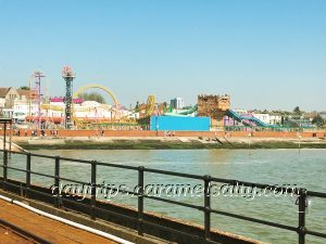 Southend Pier and Beach