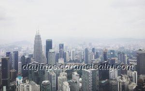 The Skyline Of Modern Kuala Lumpur