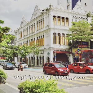 At The Corner Of Medan Pasar and Leboh Pasar Besar, Kuala Lumpur