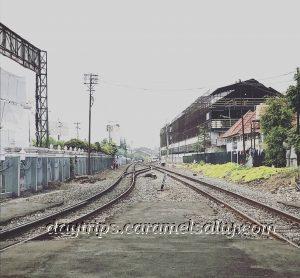 The Railway Line That Cuts Across Malioboro Road