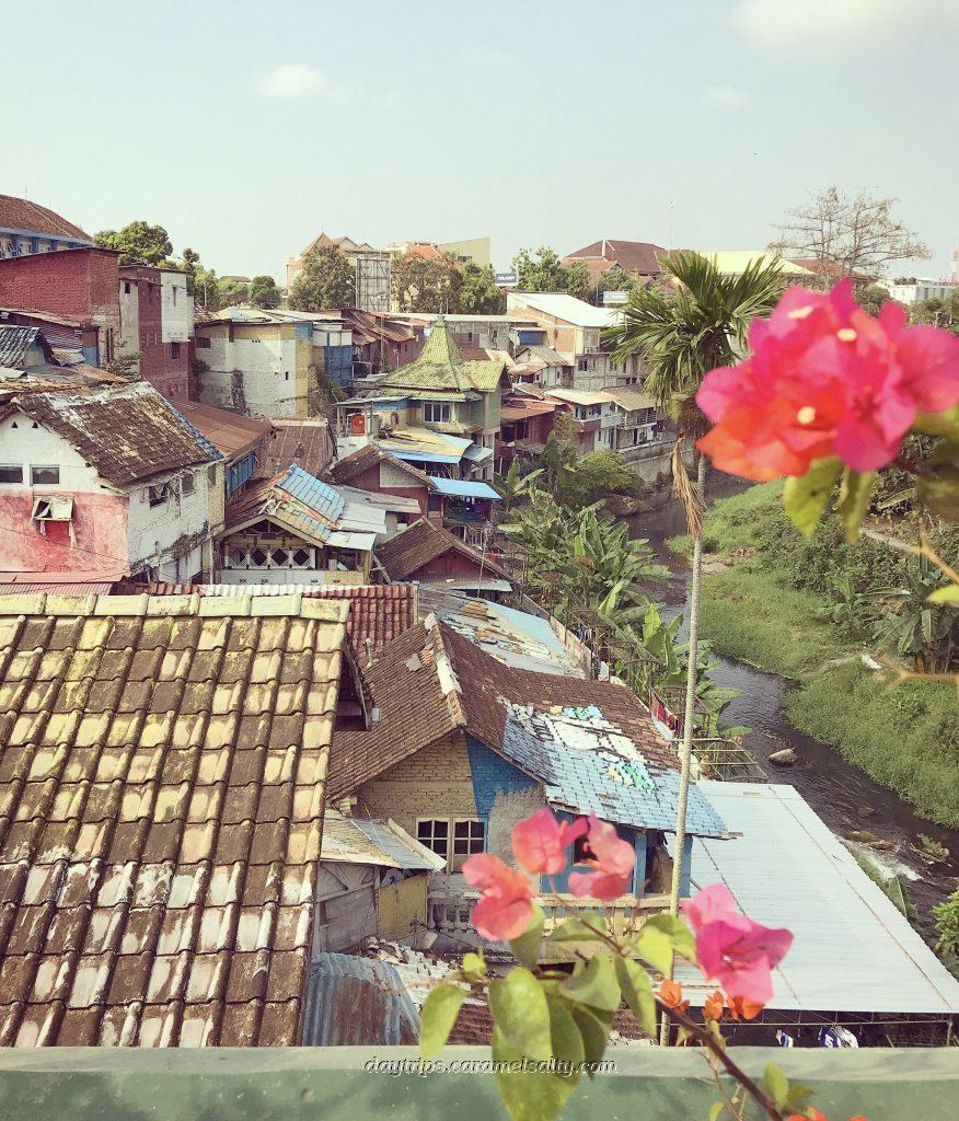 A Village Along Kali Code, Yogyakarta
