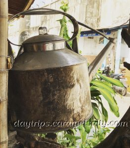 A Kettle To Mark A Village Cafe