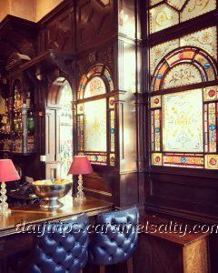 The Victorian FInish Inside the Elgin Pub