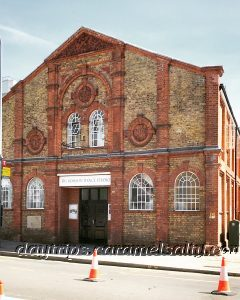 The Old Drill Hall in Shepherds Bush