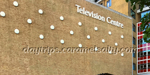 Television Centre is a Listed Building