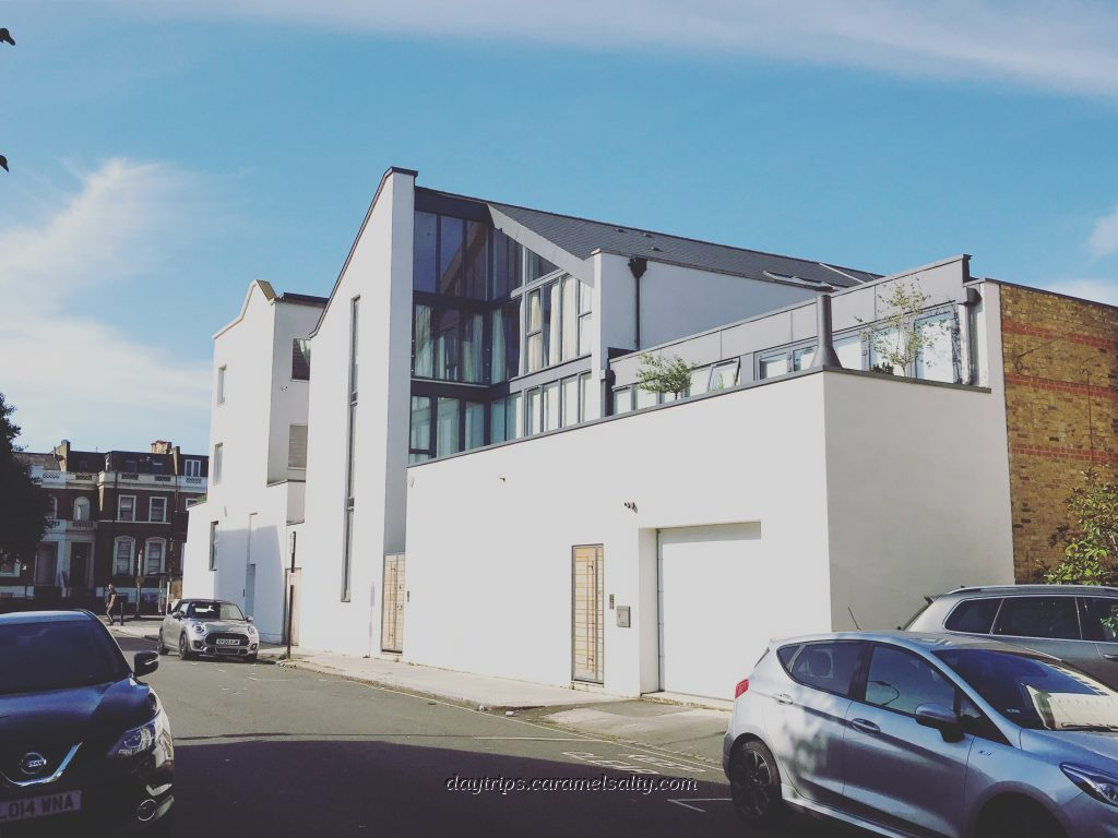 Townhouse Studios Converted to Expensive Houses