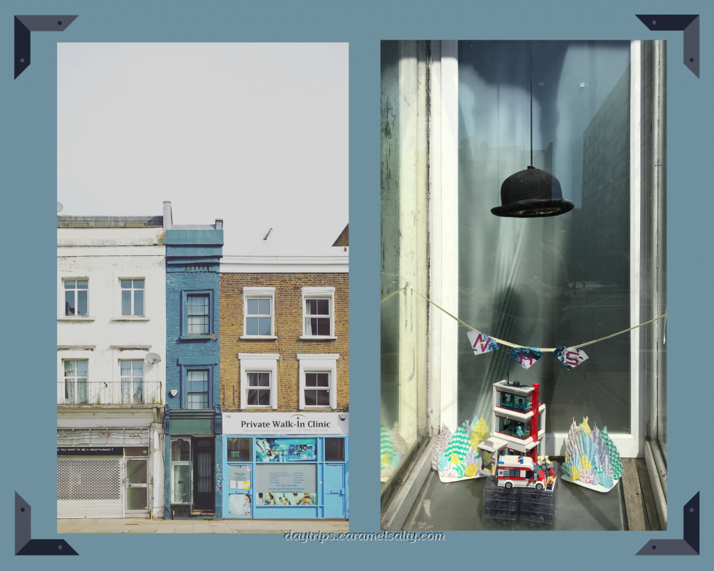 The Narrowest House on Goldhawk Road