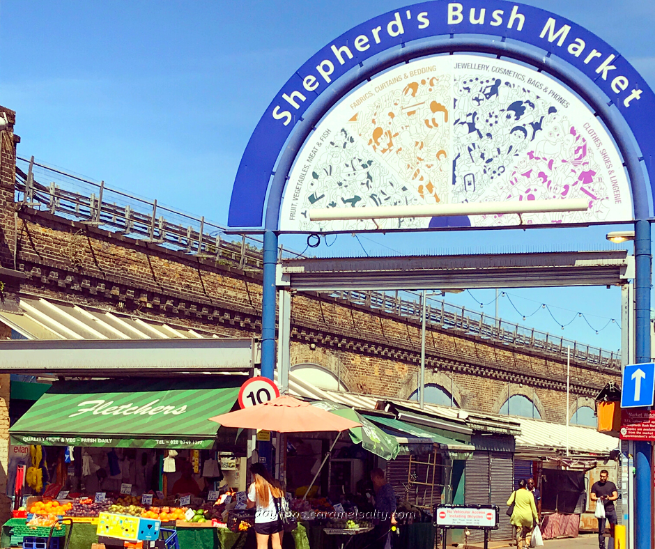 Shepherds Bush Market